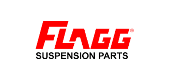 Flagg Suspension Parts Logo